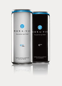 MonaVie Energy Drinks